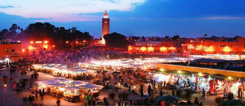 Visita Guiada Por Marrakech