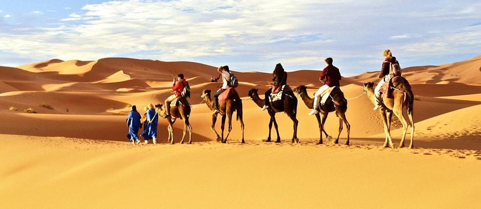 Excursion de Lujo por el Desierto Desde Marrakech