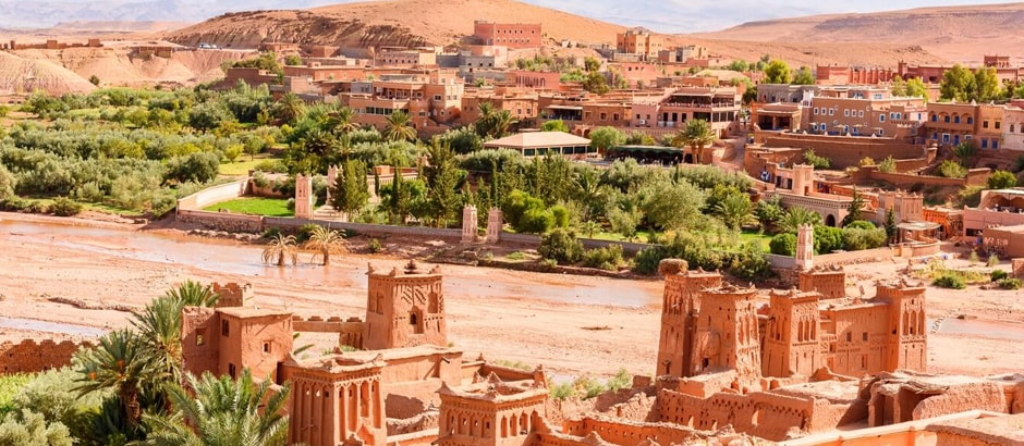 Excursión a Ouarzazate
