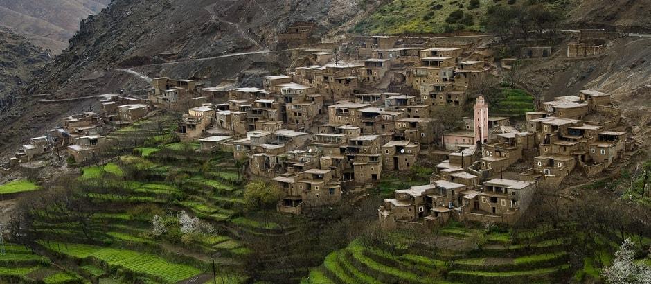 Excursión a las montañas del Atlas desde Marrakech