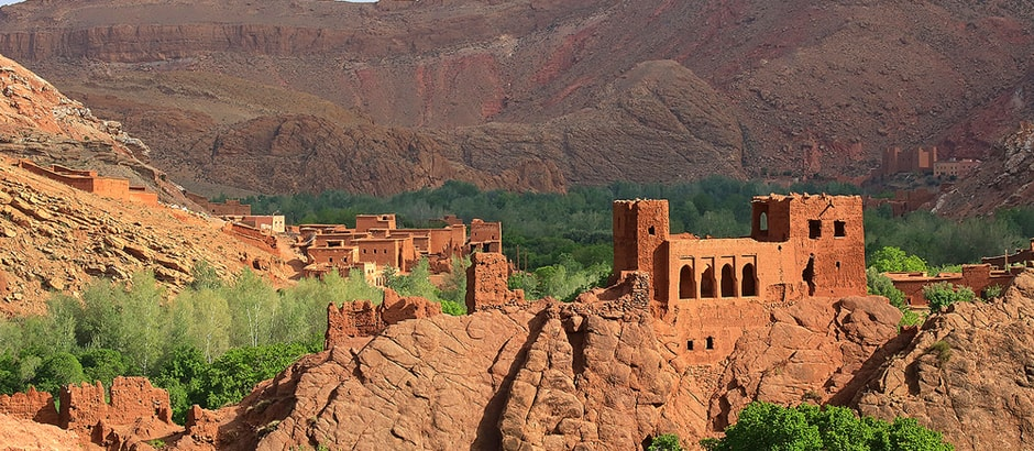 Excursión de 4 días de Marrakech a Fes Via Merzouga