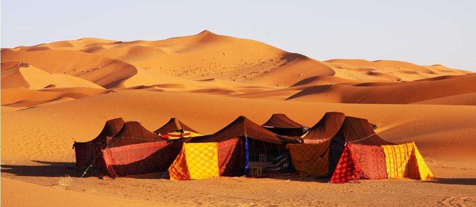 Zagora & Merzouga desert